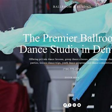 BALLROOM & BEYOND wedding vendor preview