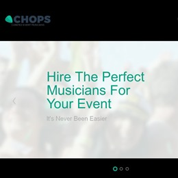 Photo of Chops Music , a wedding musician in Denver