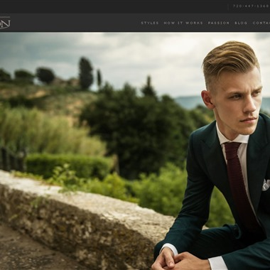 Icon Suit  wedding vendor preview