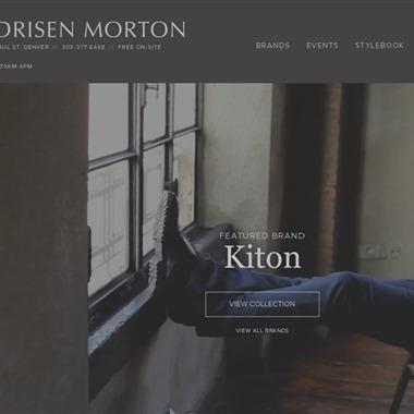 Andrisen Morton wedding vendor preview