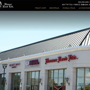 Homer Reed Ltd wedding vendor preview