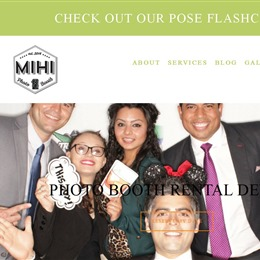 MiHi Photo Booth photo