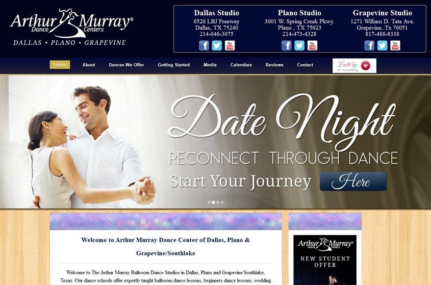 Arthur Murray Dance Studio wedding vendor photo