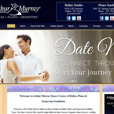 Arthur Murray Dance Studio wedding vendor preview