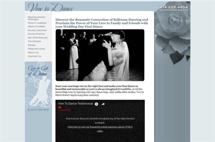 Vow to Dance wedding vendor photo