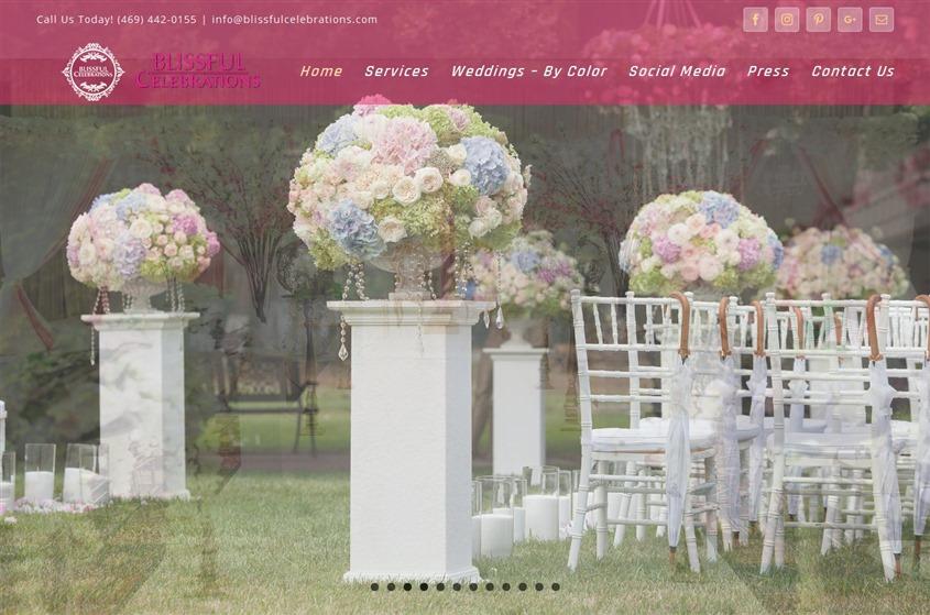 Blissful Celebrations wedding vendor photo