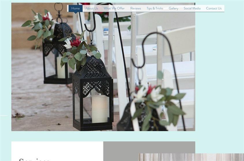Planning & Props wedding vendor photo