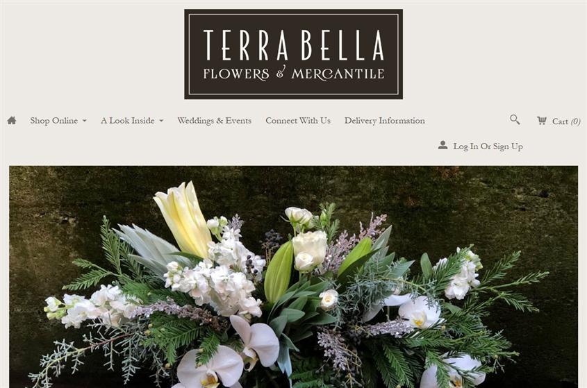 Terra Bella Flowers wedding vendor photo