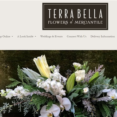 Terra Bella Flowers wedding vendor preview