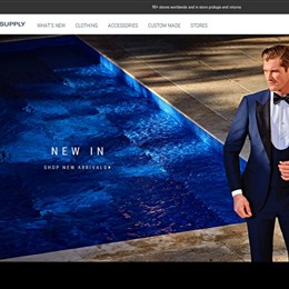 Suitsupply photo