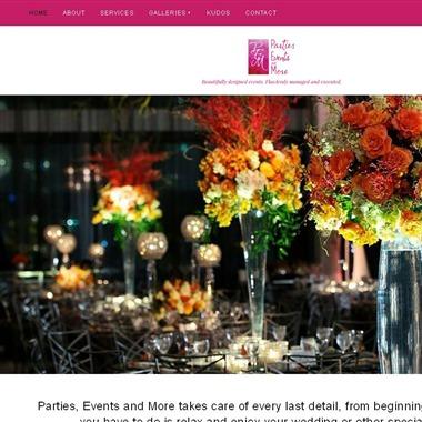 PEM Parties wedding vendor preview