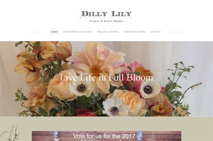 Dilly Lily wedding vendor photo