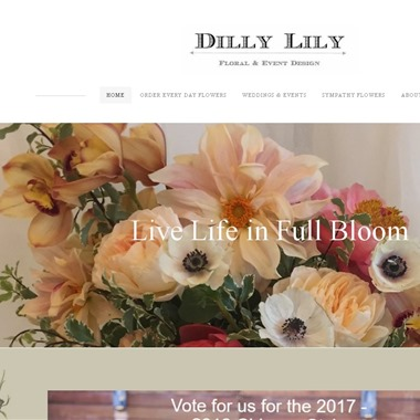 Dilly Lily wedding vendor preview