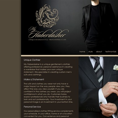 My Haberdasher wedding vendor preview
