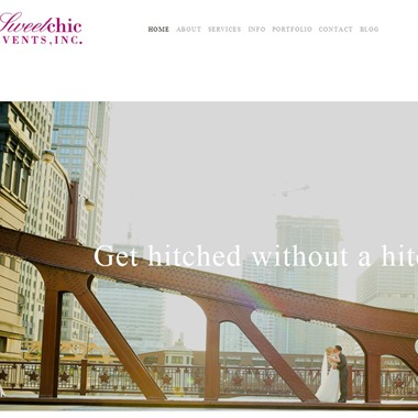 Sweetchic Events wedding vendor preview