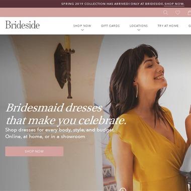Brideside wedding vendor preview