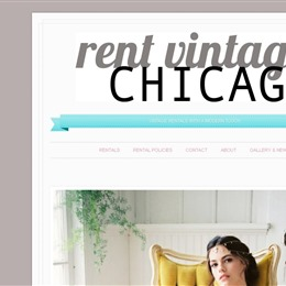 Rent Vintage Chicago photo