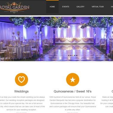 Royal Gardens wedding vendor preview