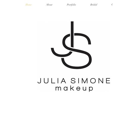 Julia Simone Makeup wedding vendor preview