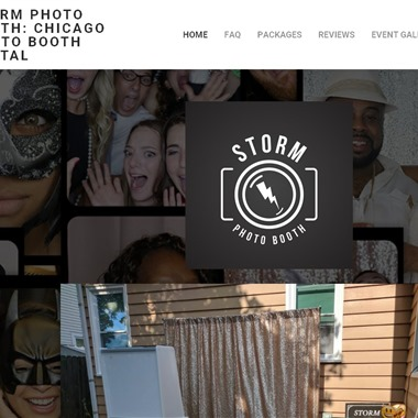 Storm Photo Booth wedding vendor preview