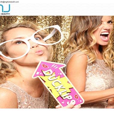 MJ Photo Booth wedding vendor preview
