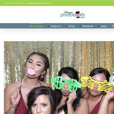 Chicago Photo Booth Rental wedding vendor preview