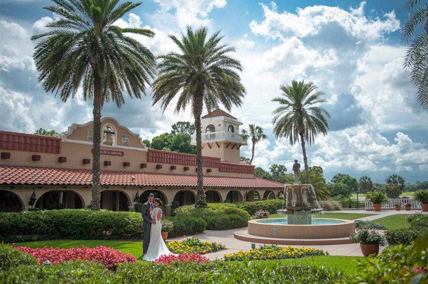 Mission Inn Resort & Club wedding vendor photo