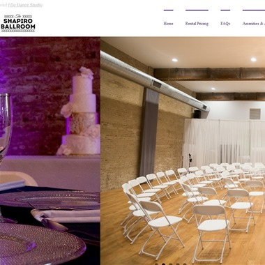 The Shapiro Ballroom wedding vendor preview