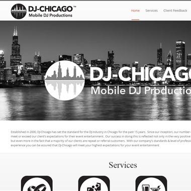 DJ-Chicago wedding vendor preview