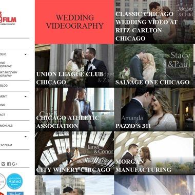 312 Film wedding vendor preview