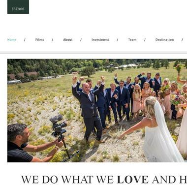 LEAP Weddings wedding vendor preview