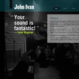 Photo of John Ivan Guitarist, a wedding musician in Chicago