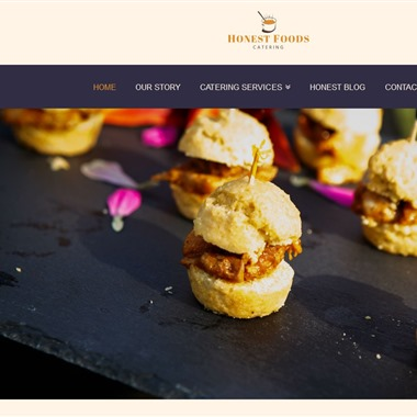 Honest Foods Catering wedding vendor preview