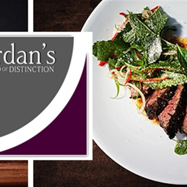 Jordan's Food of Distinction wedding vendor preview