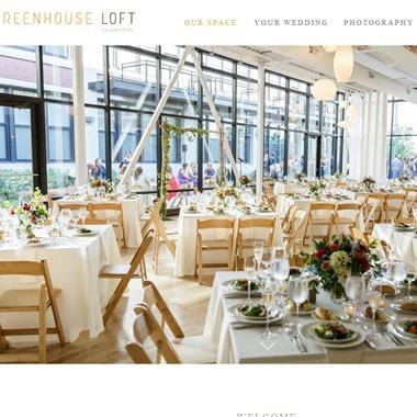 Greenhouse Loft wedding vendor preview
