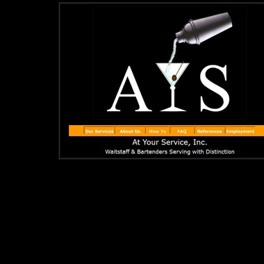 At Your Service Chicago wedding vendor preview