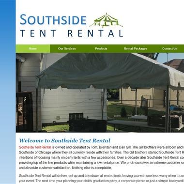 Southside Tent Rental wedding vendor preview