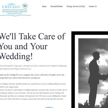 Chicago Wedding Officiant wedding vendor preview