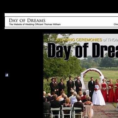 Day of Dreams wedding vendor preview