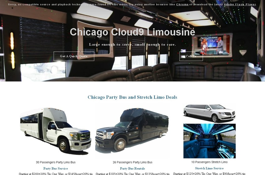 Chicago Cloud9 Limo