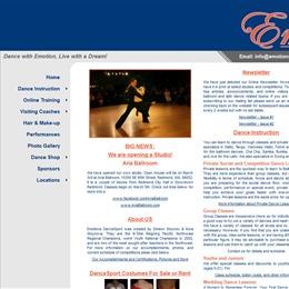 Emotions Dance Sport photo