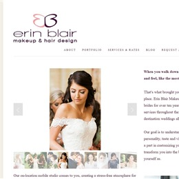 Erin Blair Makeup & Hair Design photo