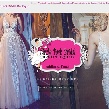 Circle Park Bridal Boutique wedding vendor preview