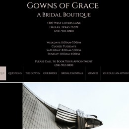 Gowns of Grace photo