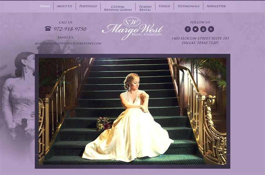 Margo West Bridal Alterations wedding vendor photo