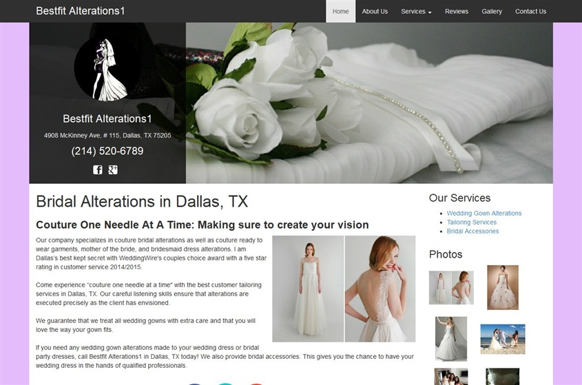 Bestfit Alterations1 wedding vendor photo