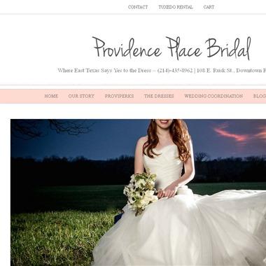 Providence Place Bridal wedding vendor preview