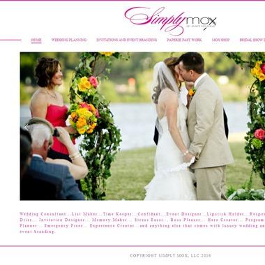 Simply Mox wedding vendor preview