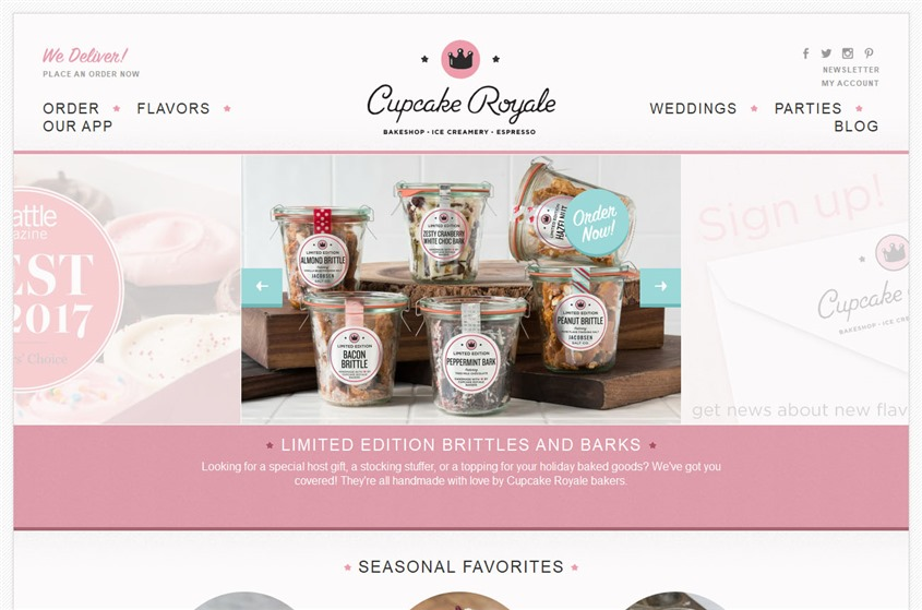 Cupcake Royale wedding vendor photo