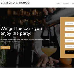 Bartend Chicago photo